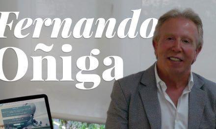 Entrevista a Fernando Oñiga – CEO Reclama Travel