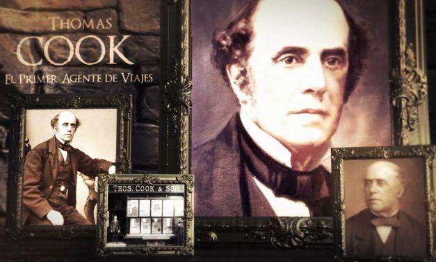 Thomas Cook – El primer Agente de Viajes