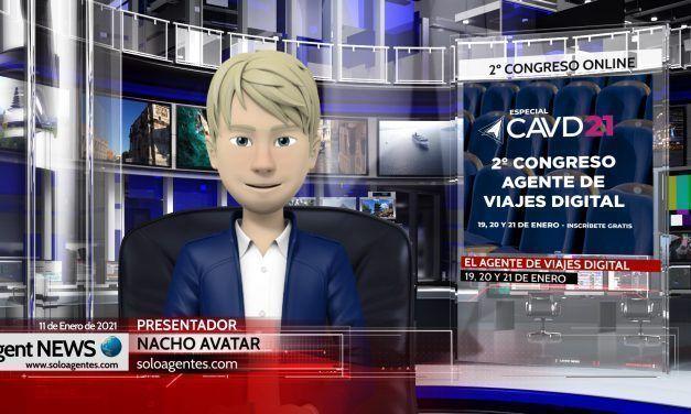 Agent News – Especial 2º Congreso el Agente de Viajes Digital